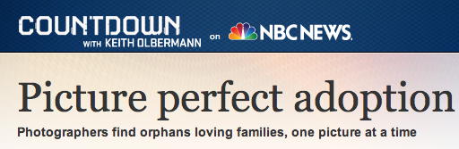 NBC | Picture Perfect Adoption