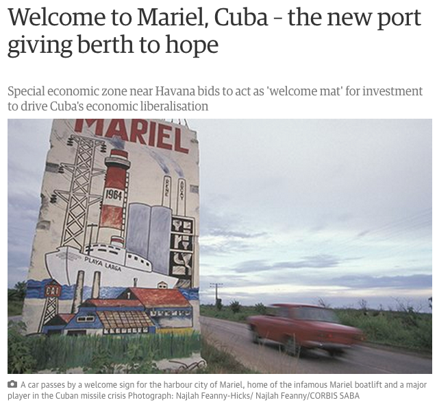 THE GUARDIAN | Cuba